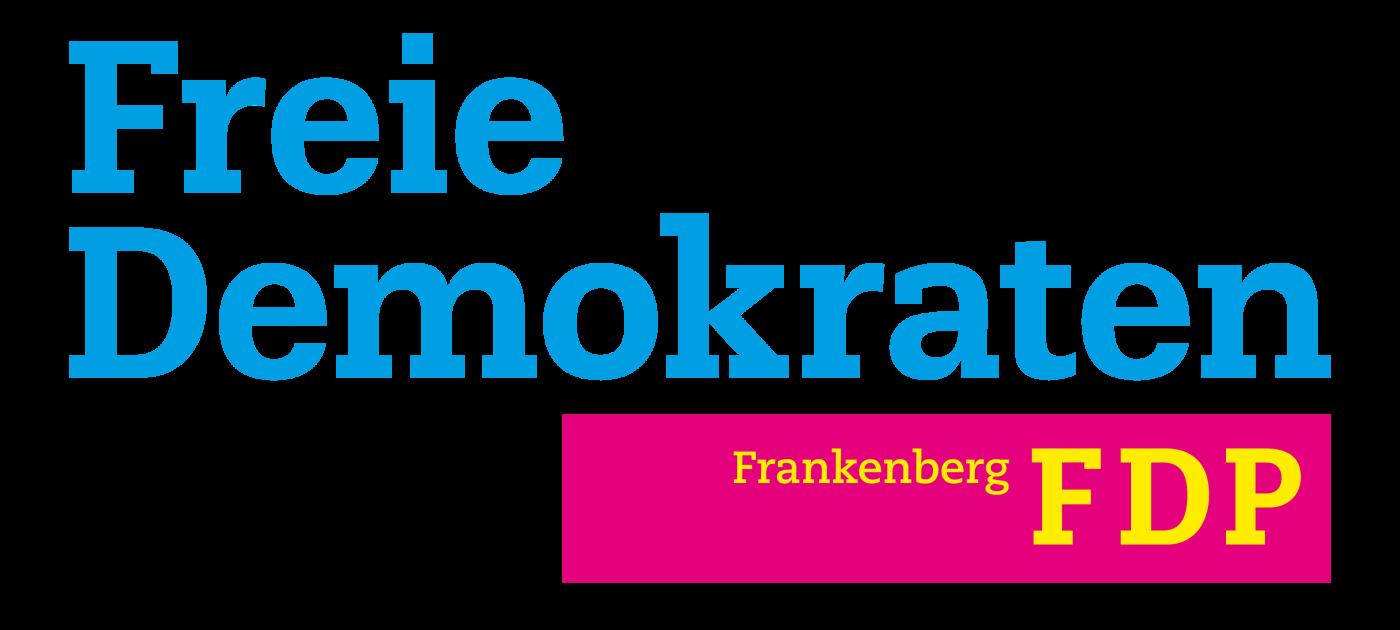 Logo FDP Frankenberg